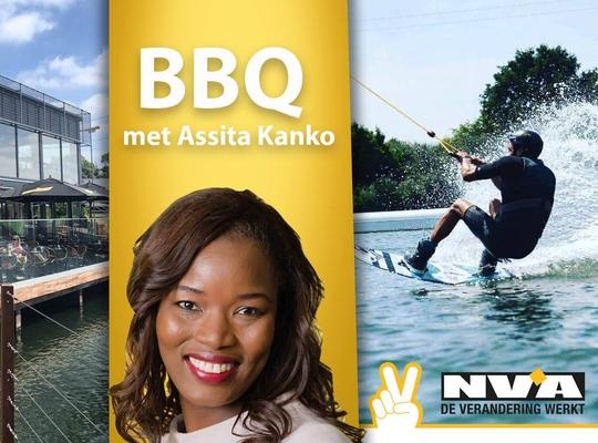 BBQ met Assita Kanko